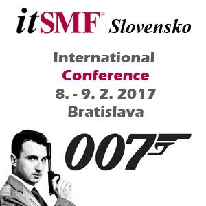 """""""ITSM never dies"""" alebo ak by bol James Bond ITčkárom 3"""