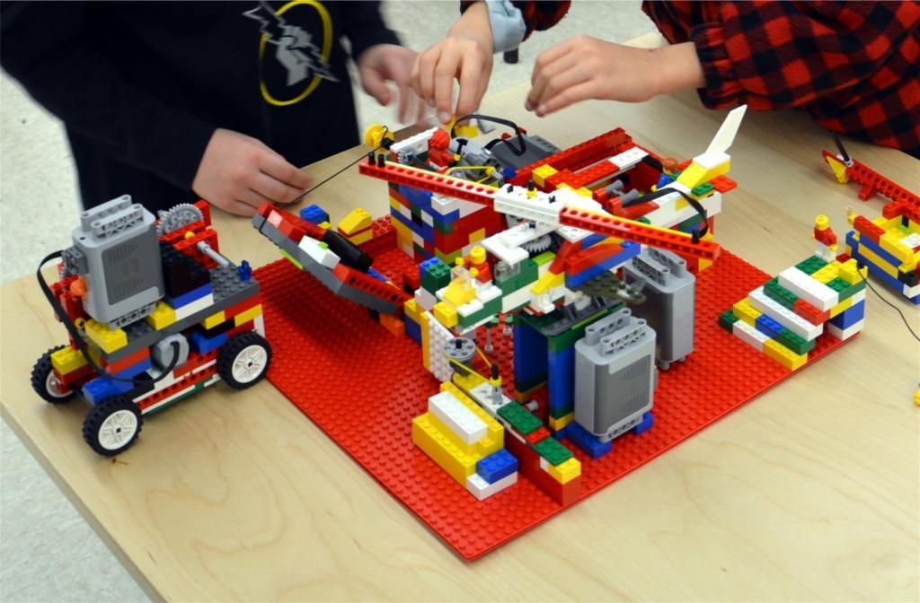 Regionálne turnaje súťaže FIRST LEGO League 1