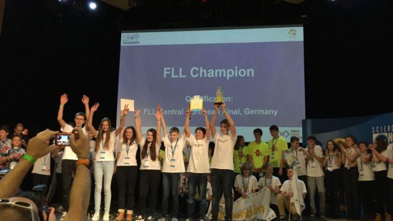 Slovenskí žiaci uspeli aj na semifinále FLL v Debrecíne
