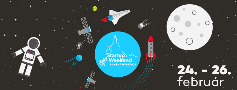 Ako bolo na Startup Weekende v Banskej Bystrici 1