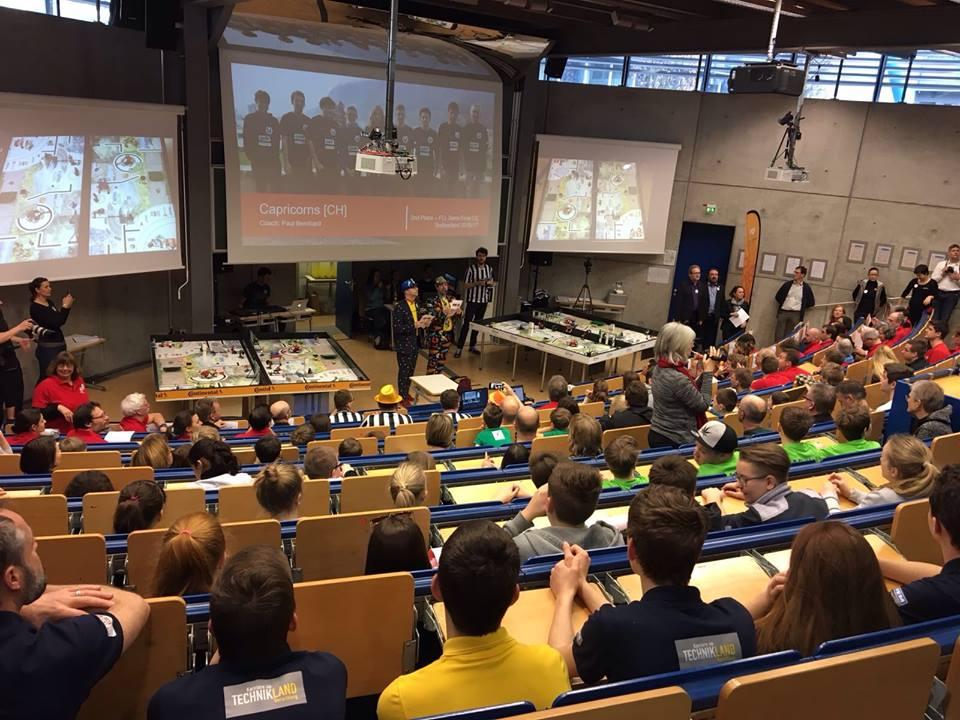 Slovenskí študenti si opäť vybojovali miestenku do USA na Svetový festival FIRST LEGO League 7