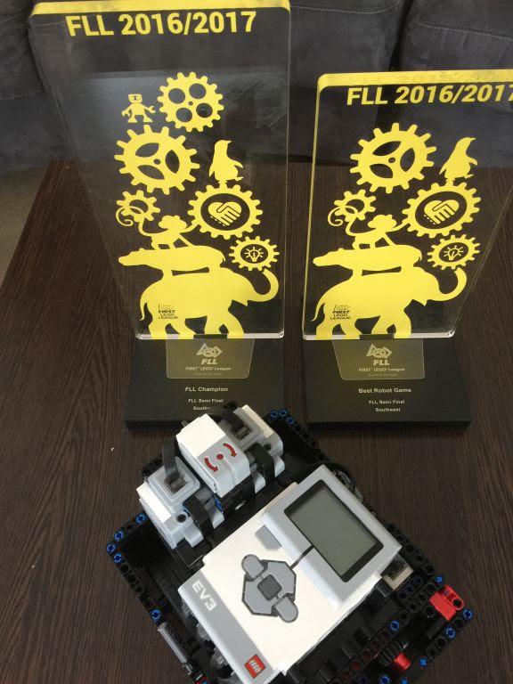 Slovenskí študenti si opäť vybojovali miestenku do USA na Svetový festival FIRST LEGO League 5
