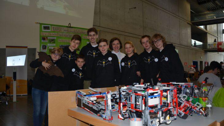 Slovenskí študenti si opäť vybojovali miestenku do USA na Svetový festival FIRST LEGO League 1