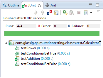 Agile QA - Zabíjaním mutantov testujeme Unit testy (Java) 1