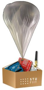 FIIT SONDA - Servisný modul pre stratosférický balón 3