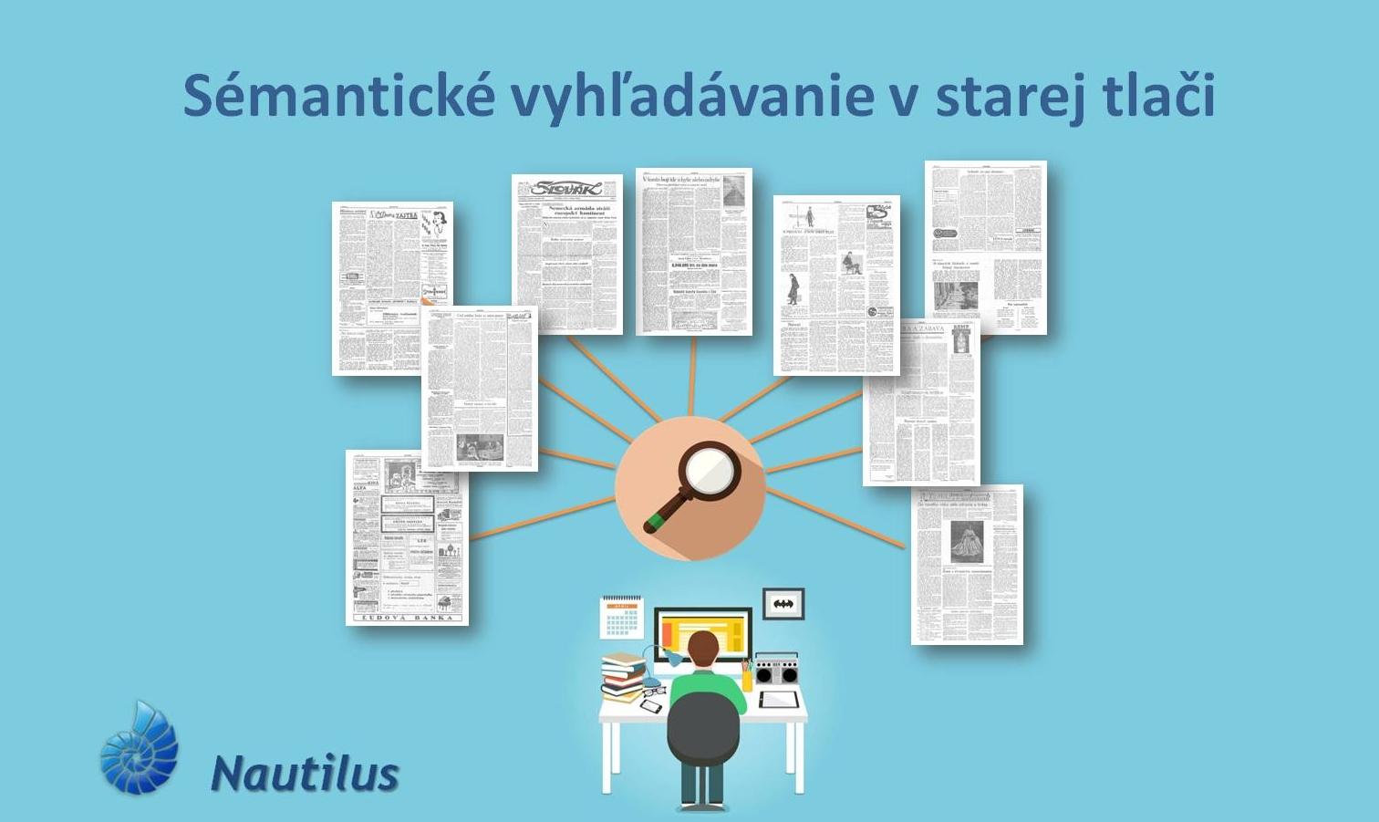 NAUTILUS - Pomáhame sprístupniť informácie 1