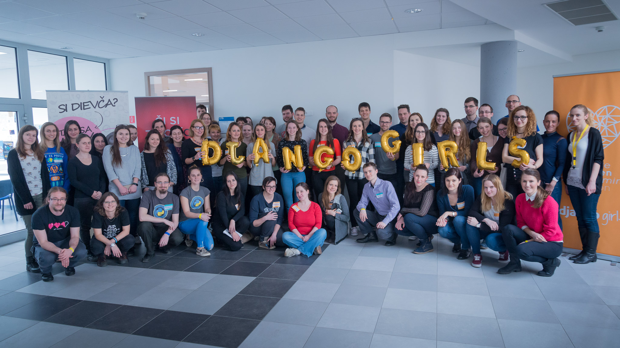 Pozdrav z Django Girls workshopu.