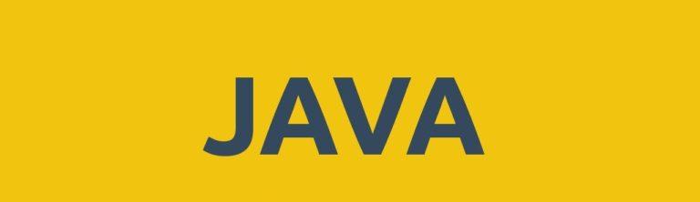 Nauč sa a opráš si programovanie v JAVA. Od úplných základov.