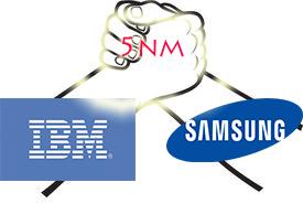 5nm novinka od IBM a Samsungu