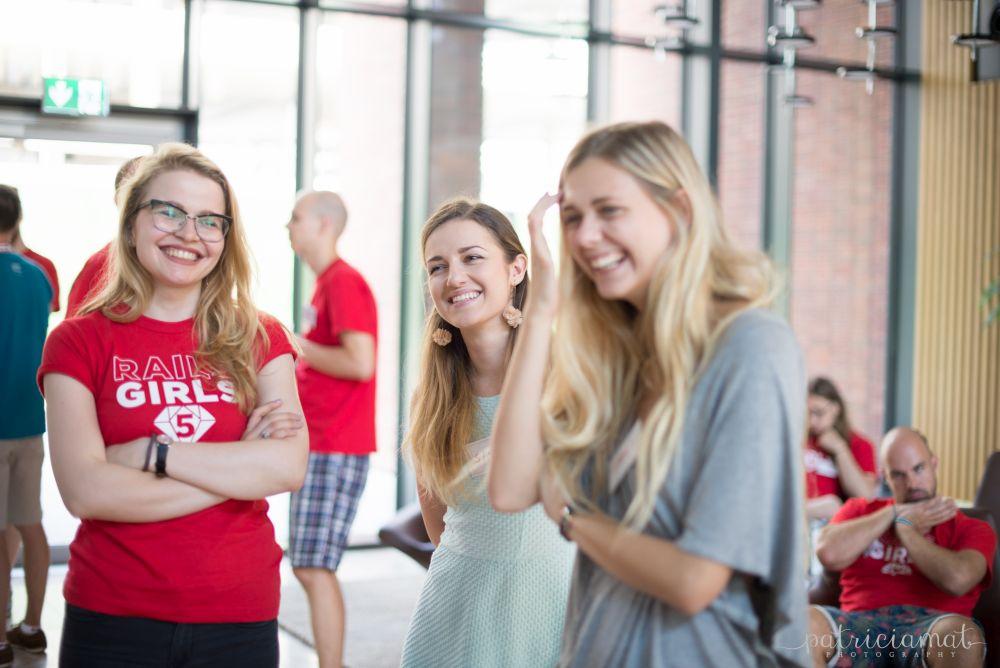 Na Rails Girls Bratislava programovali spolu desiatky žien 1