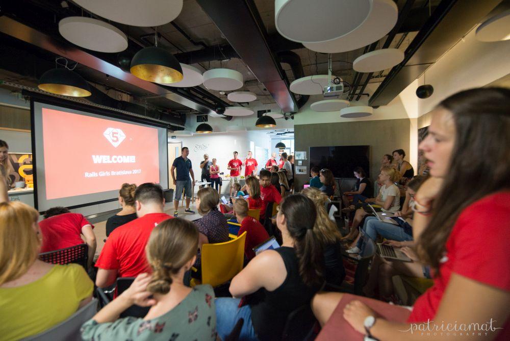 Na Rails Girls Bratislava programovali spolu desiatky žien 5