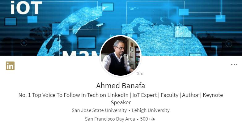 Koho sledovať na LinkedIne, keď ťa zaujíma IT? 4