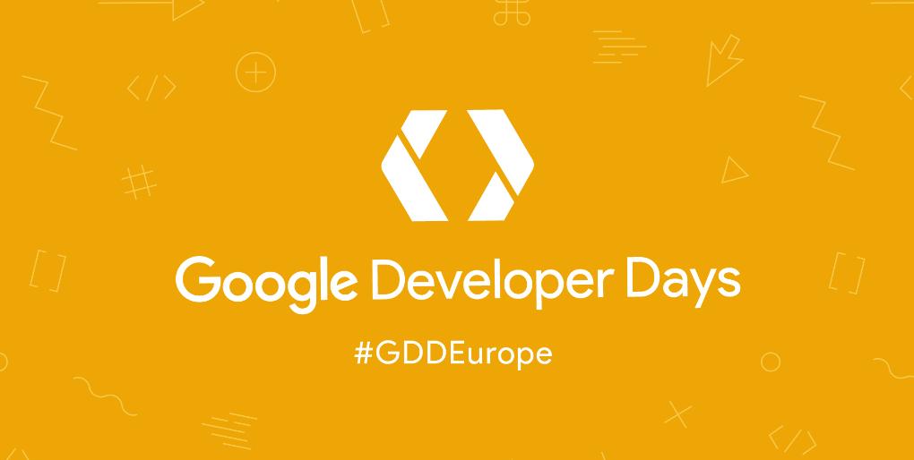 Webové technológie, machine learning či augmented reality: ako bolo na Google Developer Days v Krakowe? 1