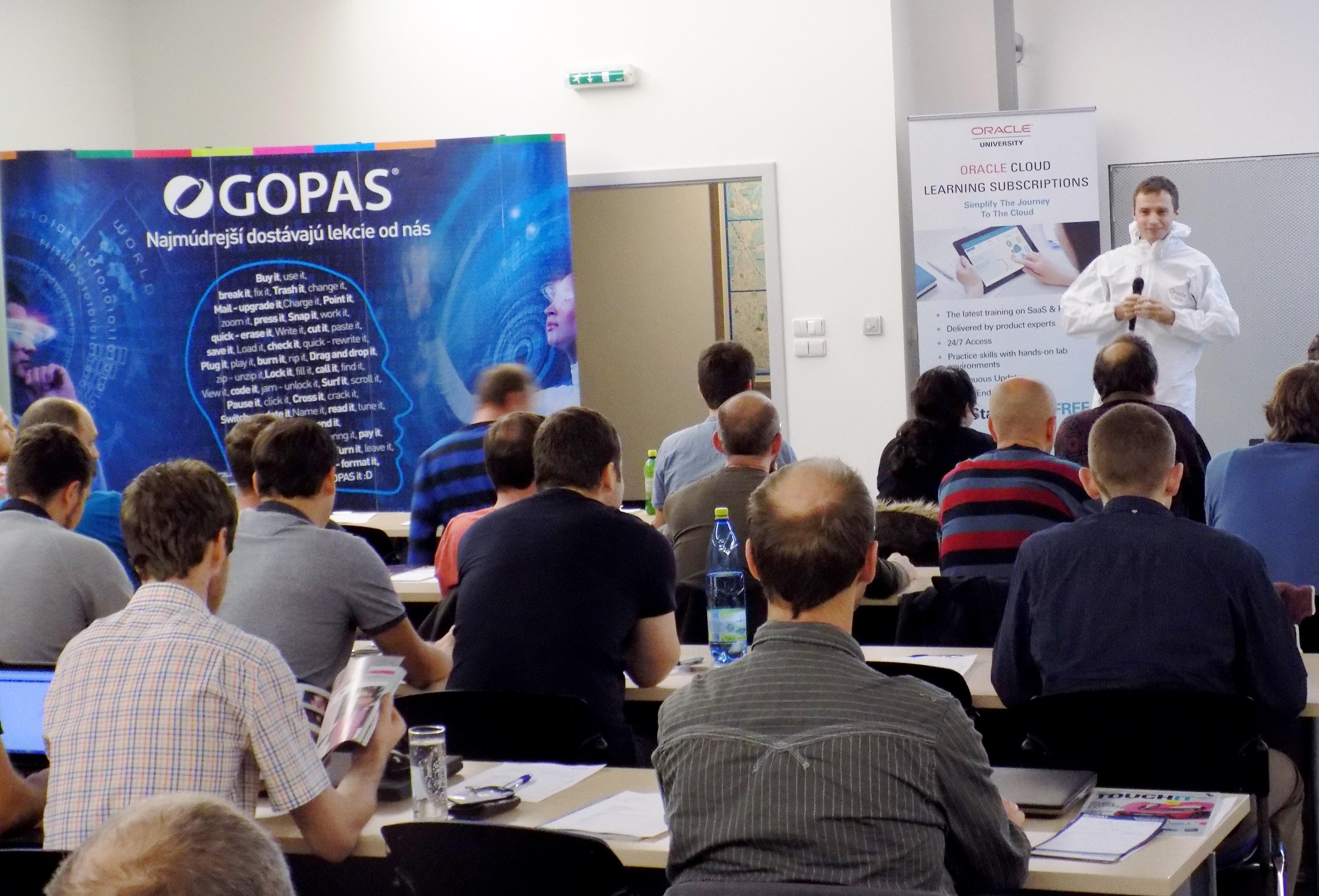 Konferencia pre tých, ktorí vedia ako chutí kvalitná Java 5