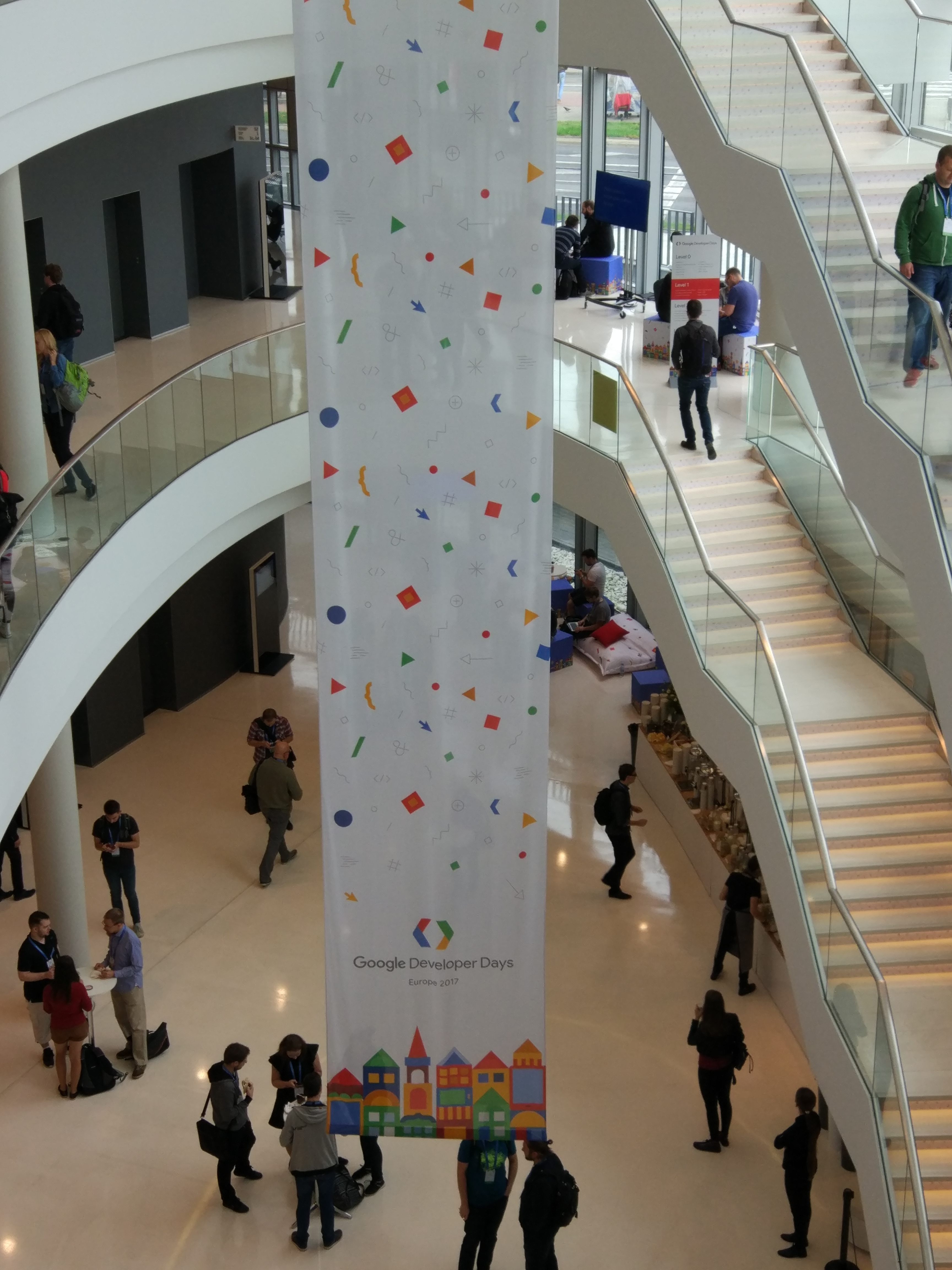 Webové technológie, machine learning či augmented reality: ako bolo na Google Developer Days v Krakowe? 7