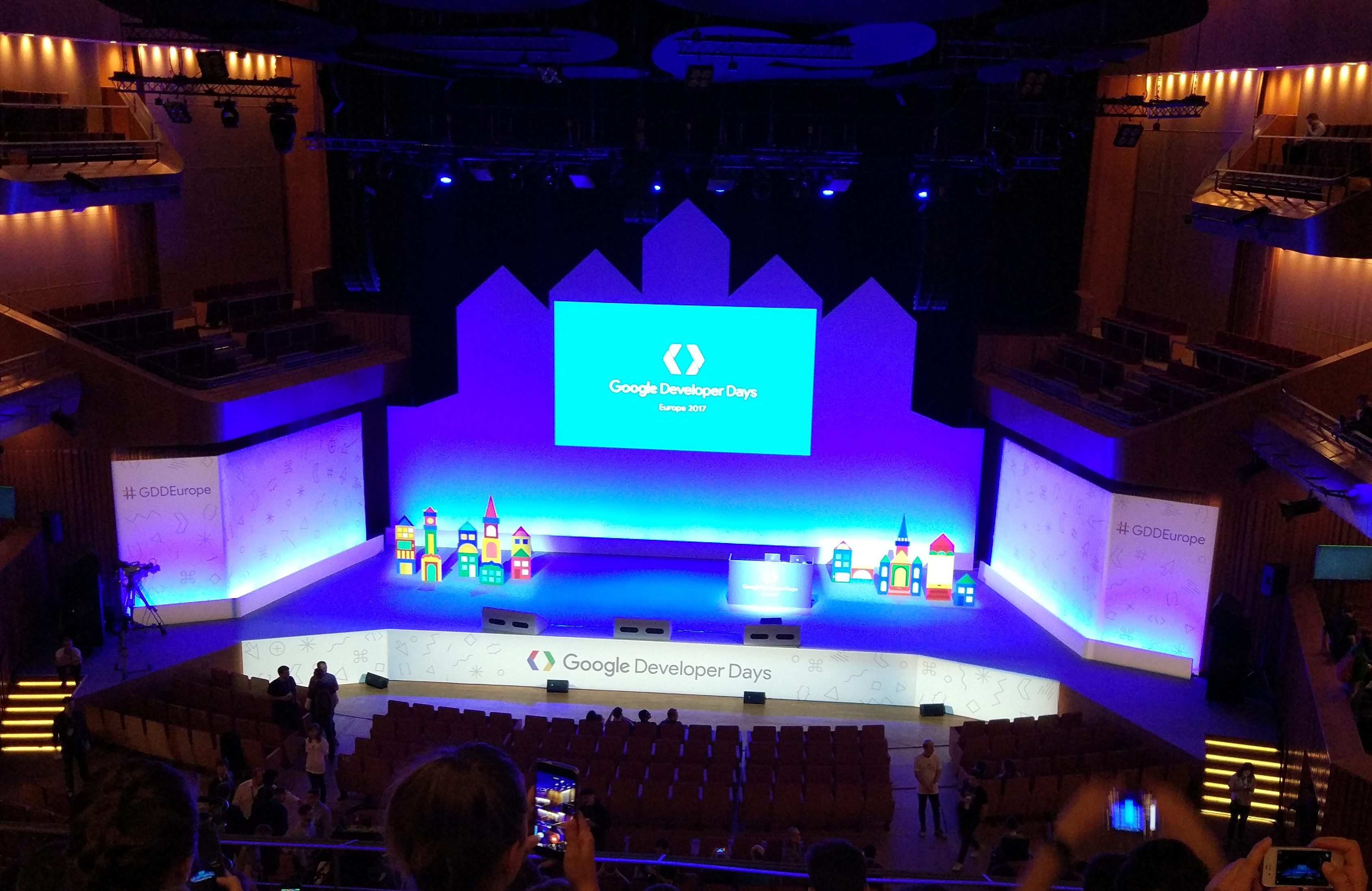 Webové technológie, machine learning či augmented reality: ako bolo na Google Developer Days v Krakowe? 5