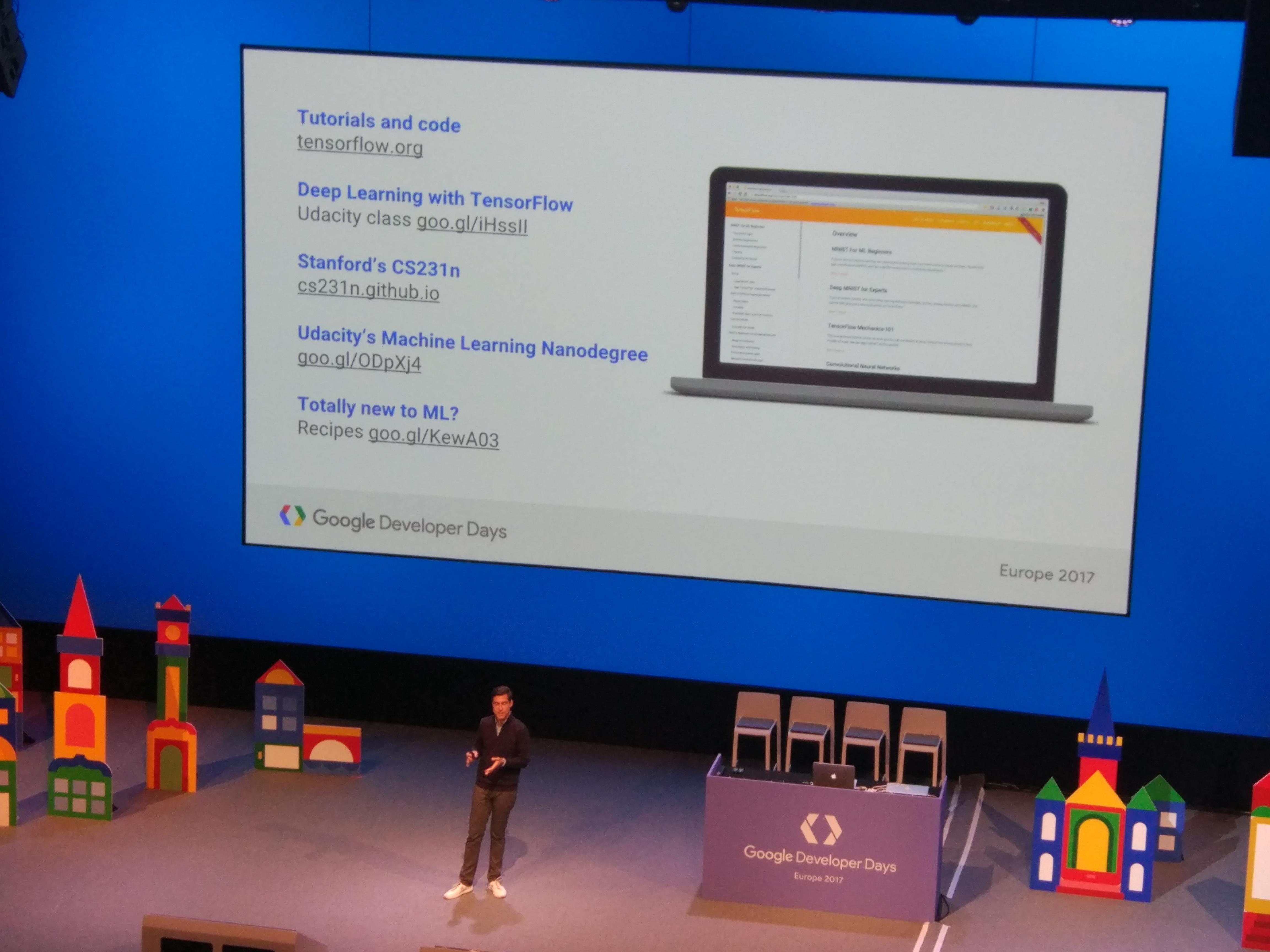 Webové technológie, machine learning či augmented reality: ako bolo na Google Developer Days v Krakowe? 3