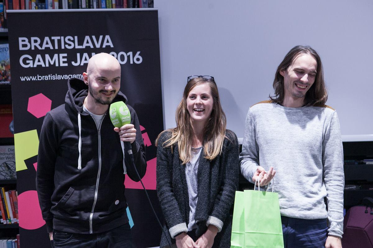 Bratislava Game Jam 2017 ukáže, že na vytvorenie originálnej videohry stačí aj 45 hodín 5