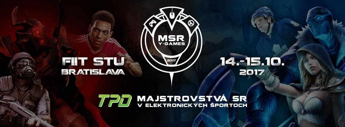 [súťaž] TPD Majstrovstvá Slovenska v elektronických športoch s bohatým sprievodným programom už tento víkend 1