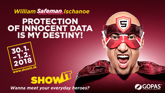 Stretnite IT superhrdinov nielen zo Slovenska!