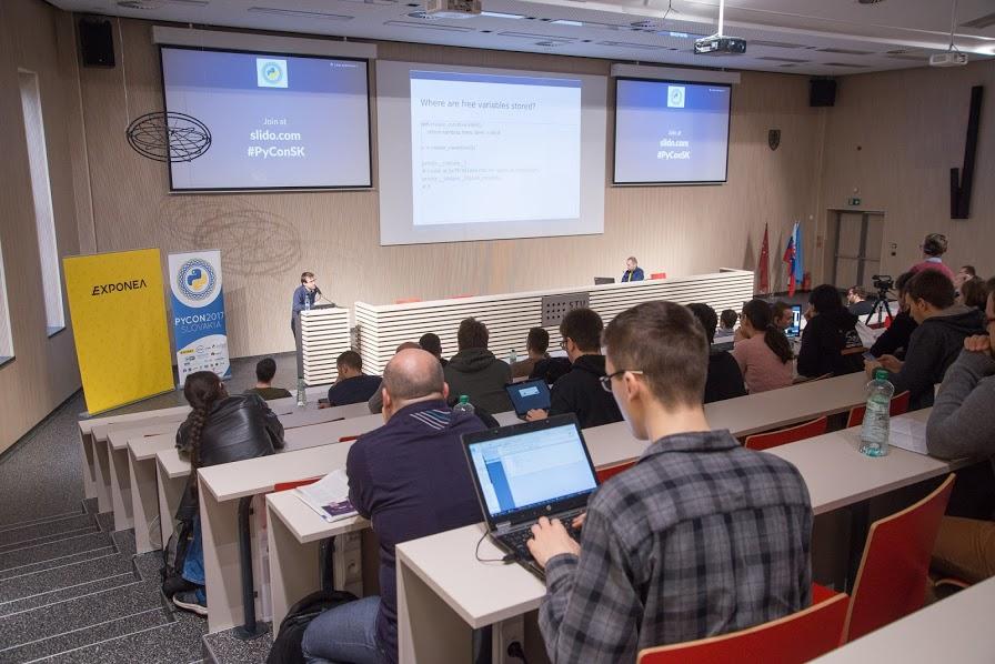 [Súťaž] Bratislava bude po tretíkrát hostiť konferenciu PyCon