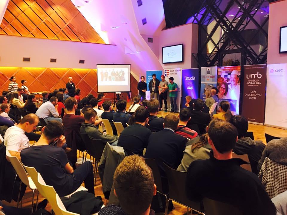 Svetoznámy projekt Startup weekend už po druhýkrát v Banskej Bystrici 3