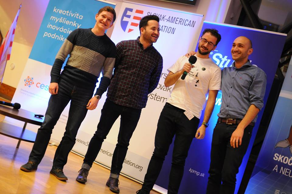 Svetoznámy projekt Startup weekend už po druhýkrát v Banskej Bystrici 7