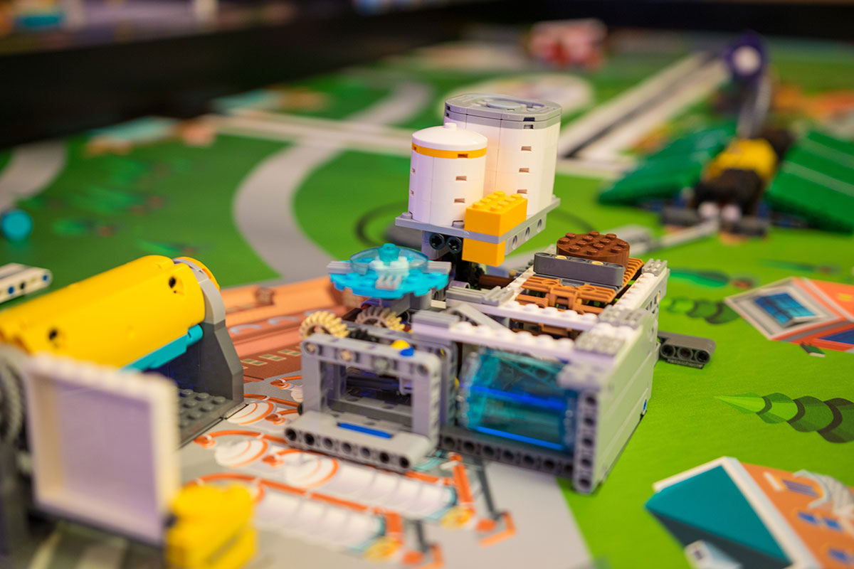 10 tímov zo Slovenska vycestuje s robotmi do Poľska, zabojujú o postup do finále FIRST LEGO League 1