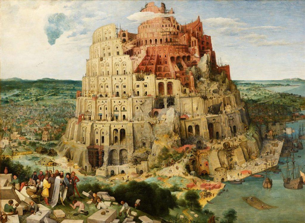 Vývoj softvéru ako stavba babylonskej veže 1