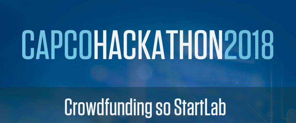 Capco Crowdfunding Hackathon 2018 1