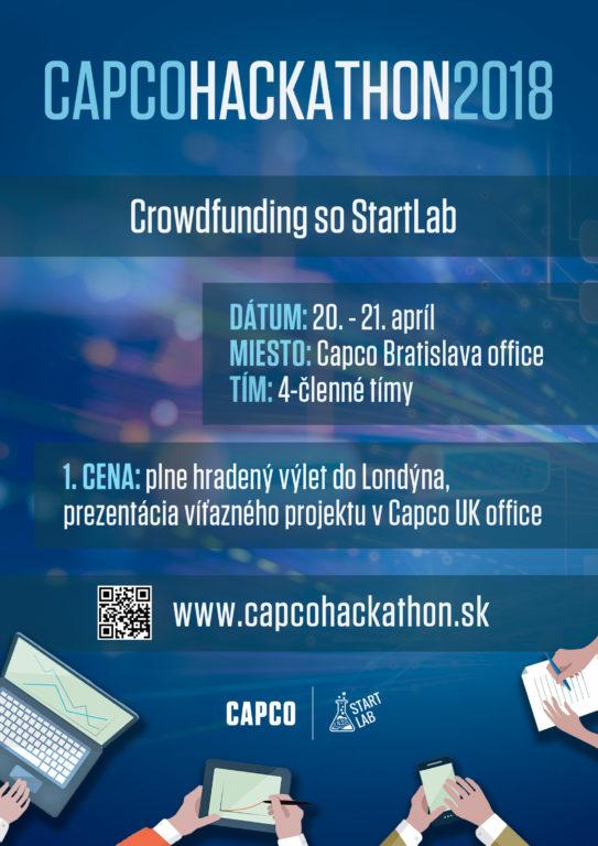 Capco Hackathon 2018