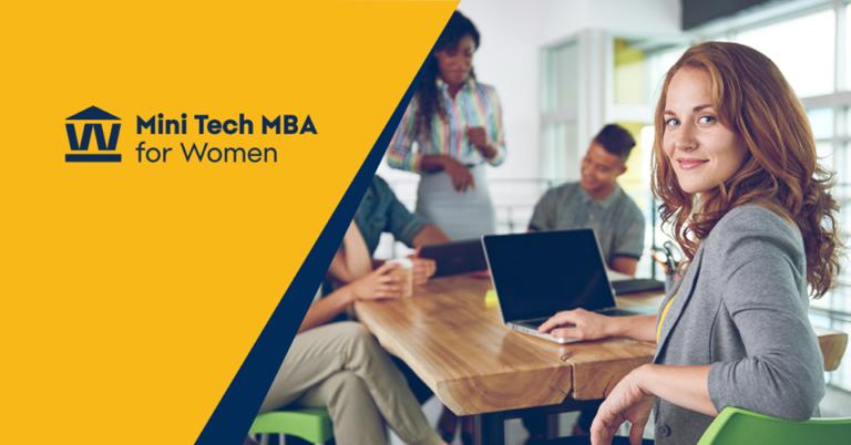 Mini Tech MBA for Women otvára nový semester