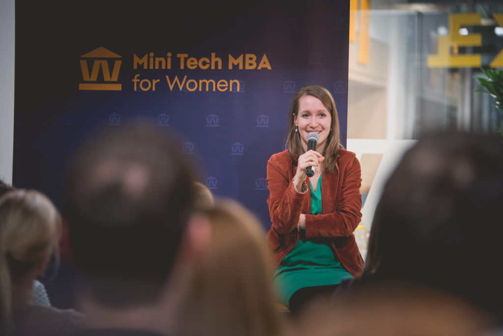 Mini Tech MBA for Women otvára nový semester 3