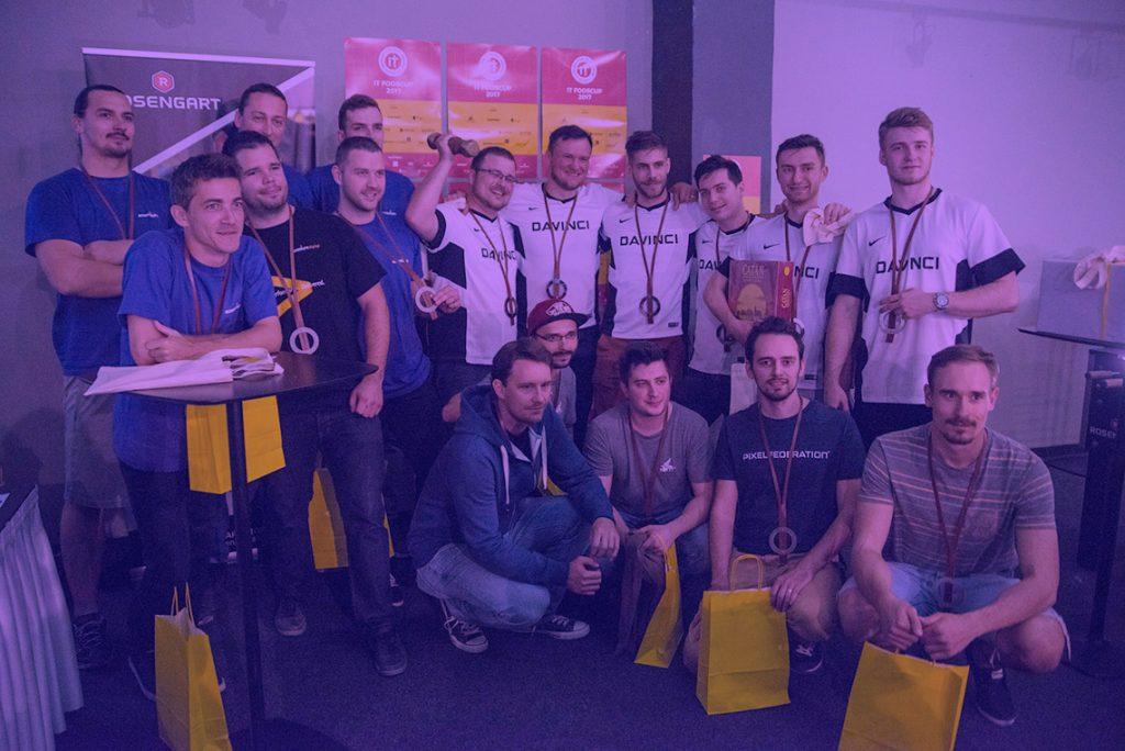 IT Fooscup – už tradičné jarné stretnutie IT komunity