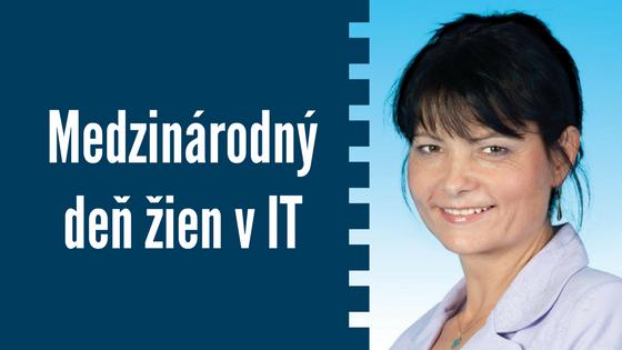 """Eva Dériková: """"S prichádzajúcimi technológiami človek v IT len tak rýchlo nevyhorí"""" 1"""