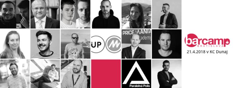 BarCamp Bratislava 2018 už túto sobotu!