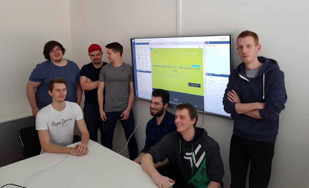 Collab-UI: Kolaboratívne prototypovanie používateľských rozhraní 3