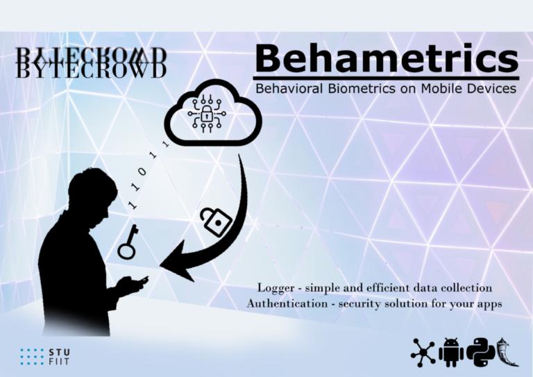 BEHAMETRICS: Behaviorálna biometria na mobilných zariadeniach