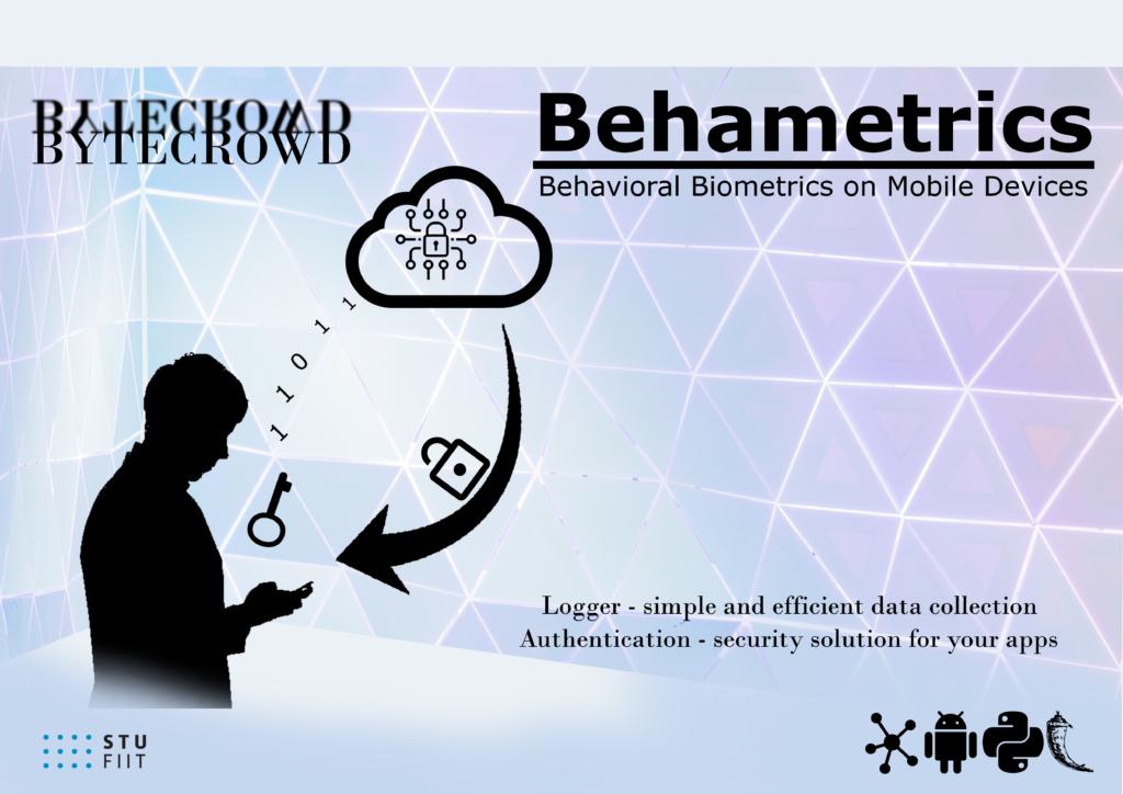 BEHAMETRICS: Behaviorálna biometria na mobilných zariadeniach 1