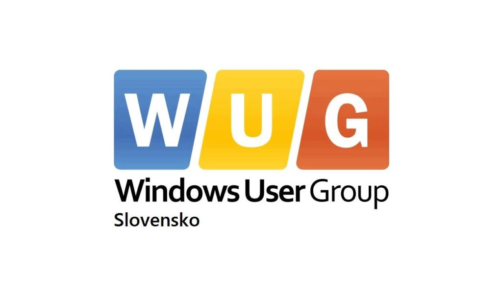Windows User Group 1