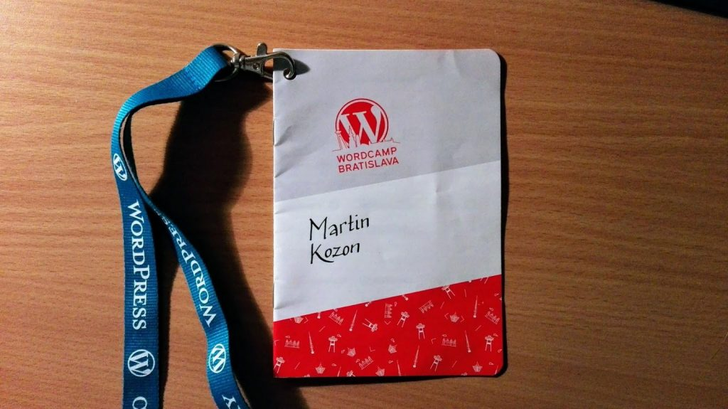 Tak ako bolo na WordCampe Bratislava 2018?