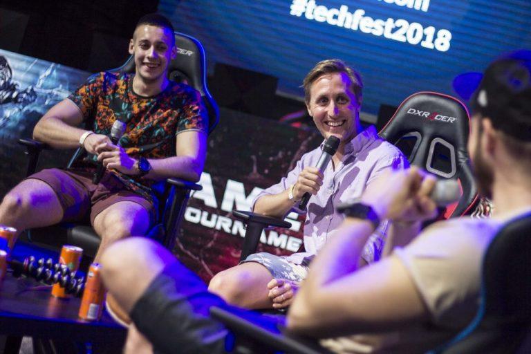 Orange Y-Games 2018 opäť lámal rekordy a stal sa najväčším herno-technologickým festivalom na Slovensku