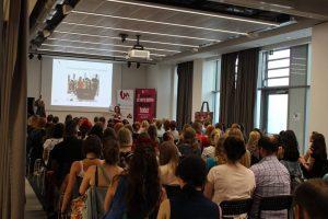 Druhý júnový piatok sa uskutočnila Frida Talks 1