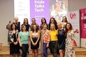 Druhý júnový piatok sa uskutočnila Frida Talks 3