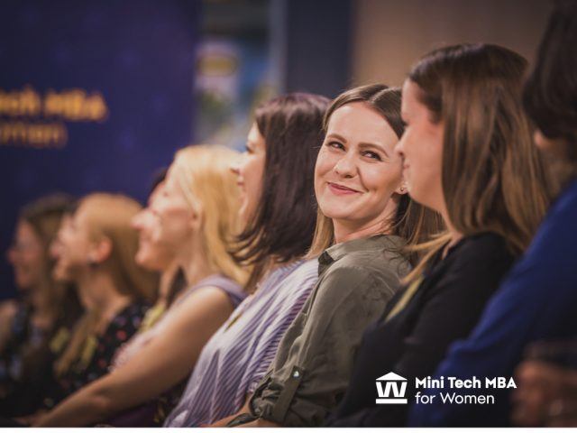 O IT kurzy pre ženy je čoraz väčší záujem