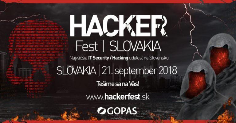 Zaujíma Ťa, čo je pod prikrývkou kyber-arzenálu na štátnej úrovni? Príď na HackerFest.