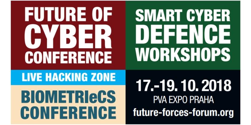 Unikátní biometrická a kybernetická konference