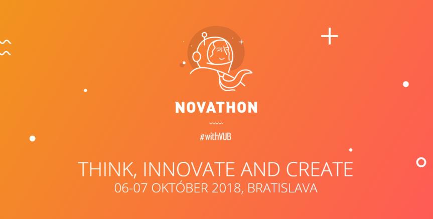 Príď na Novathon #withVÚB posunúť vpred bankovníctvo