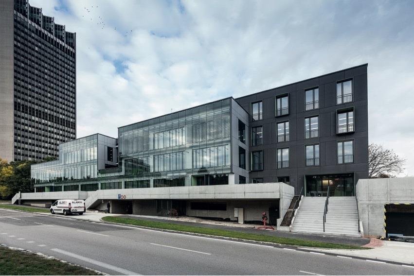 Bratislavský Campus otvorí na jeseň druhý priestor v centre mesta 1