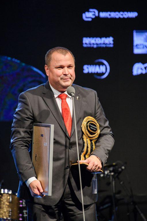 """Udeľovanie slovenských počítačových """"Oskarov"""" 2018"""